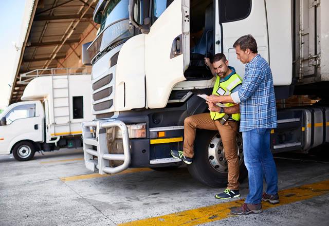 Autista di Camion