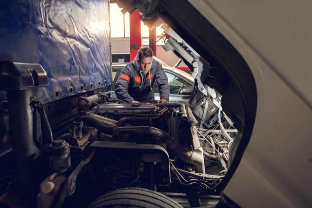 Meccanico veicoli pesanti AFC