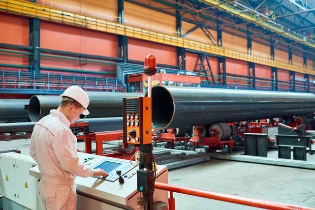Produktionsmitarbeiter Anlagenführer