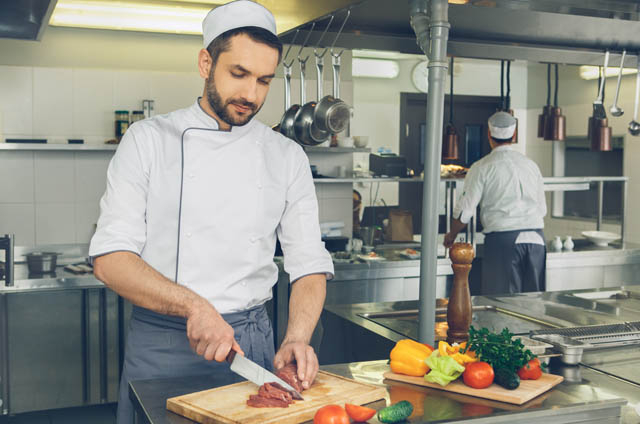 4 cuisiniers-chefs de partie « Self-service & take-away » (H/F)