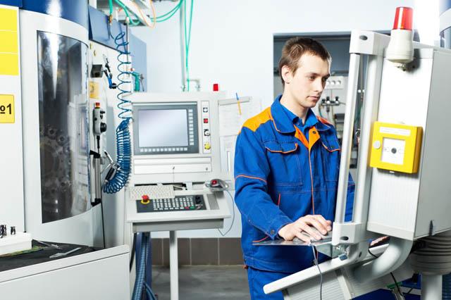 Décolleteur CNC  H/F