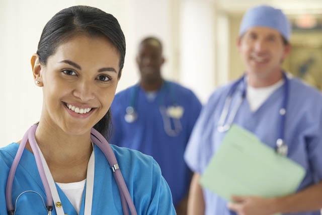 Infirmier-ère H/F en centre hospitalier